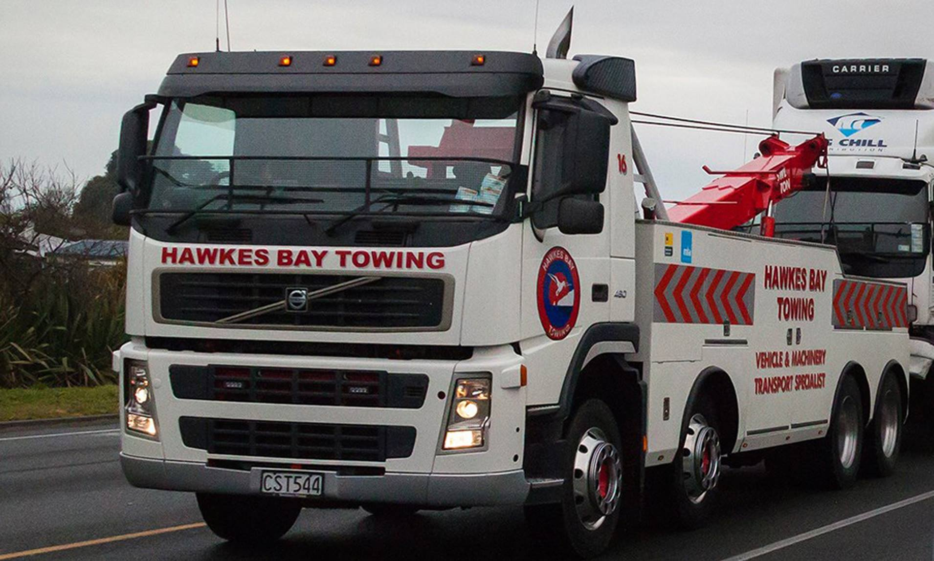 Hawkes Bay Towing